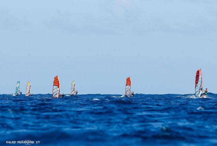 windsurf St barts