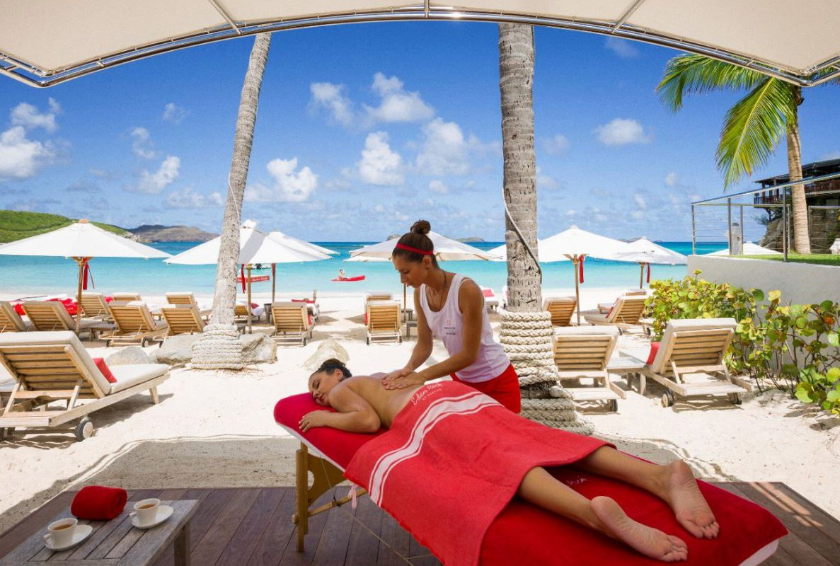 Massage St Barth