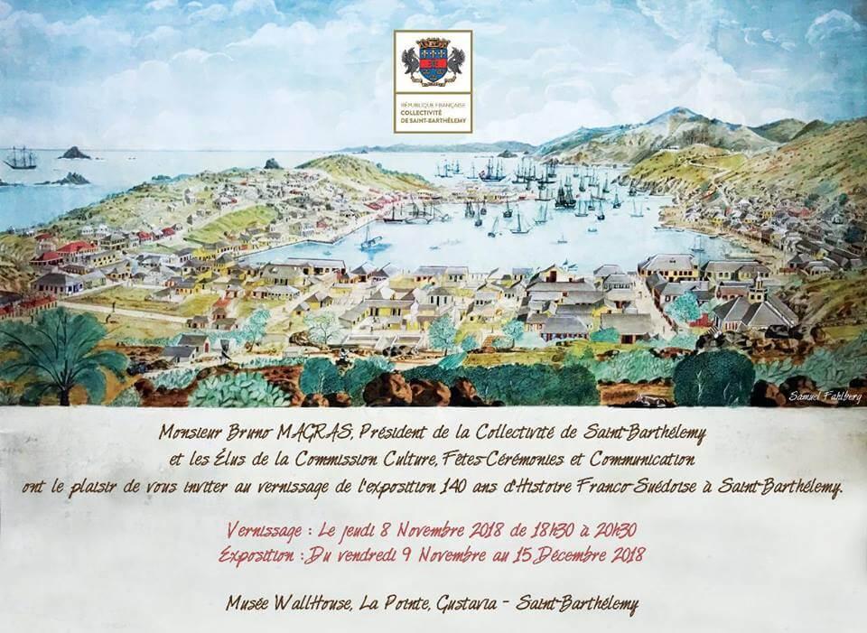 Histoire de la collectivité Territoriale Tourisme de Saint Barthélemy