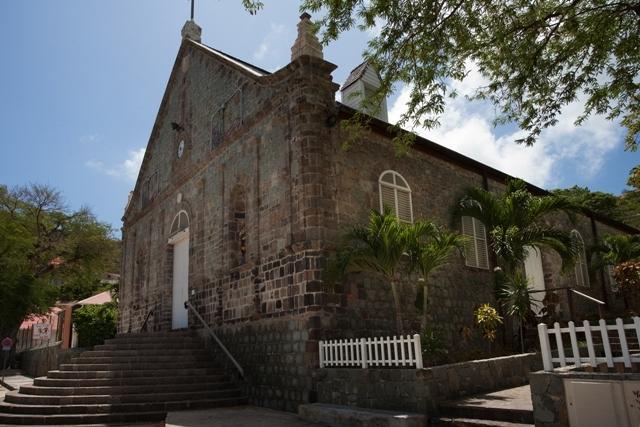 églises à Saint Barthélemy