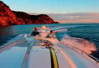 bateau à St Barth